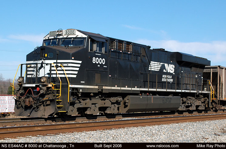 Railworks America • View topic - NERW NS ES44